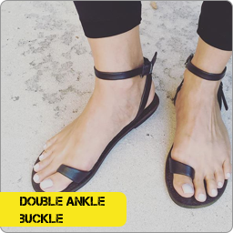 Double Ankle Buckle